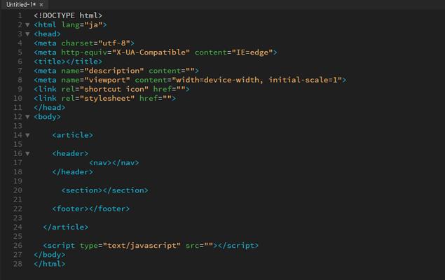 汚いソースコード例