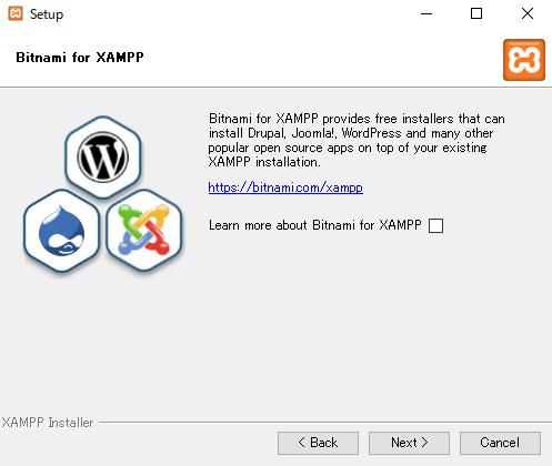 BitNamiという別のアプリケーションの紹介
