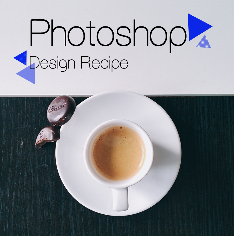 Photoshopデザインレシピ