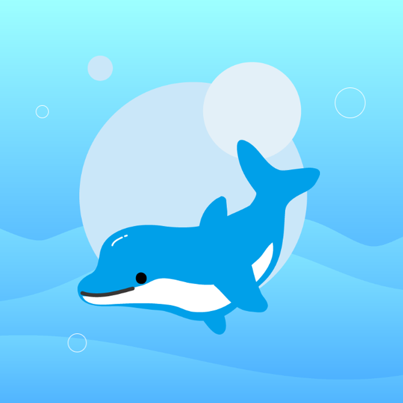 CSSアニメーションで水中の泡を表現する方法